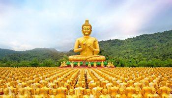 พุทธอุทยานมาฆบูชาอนุสรณ์ สวนพุทธชยันตรี 2600 ปี